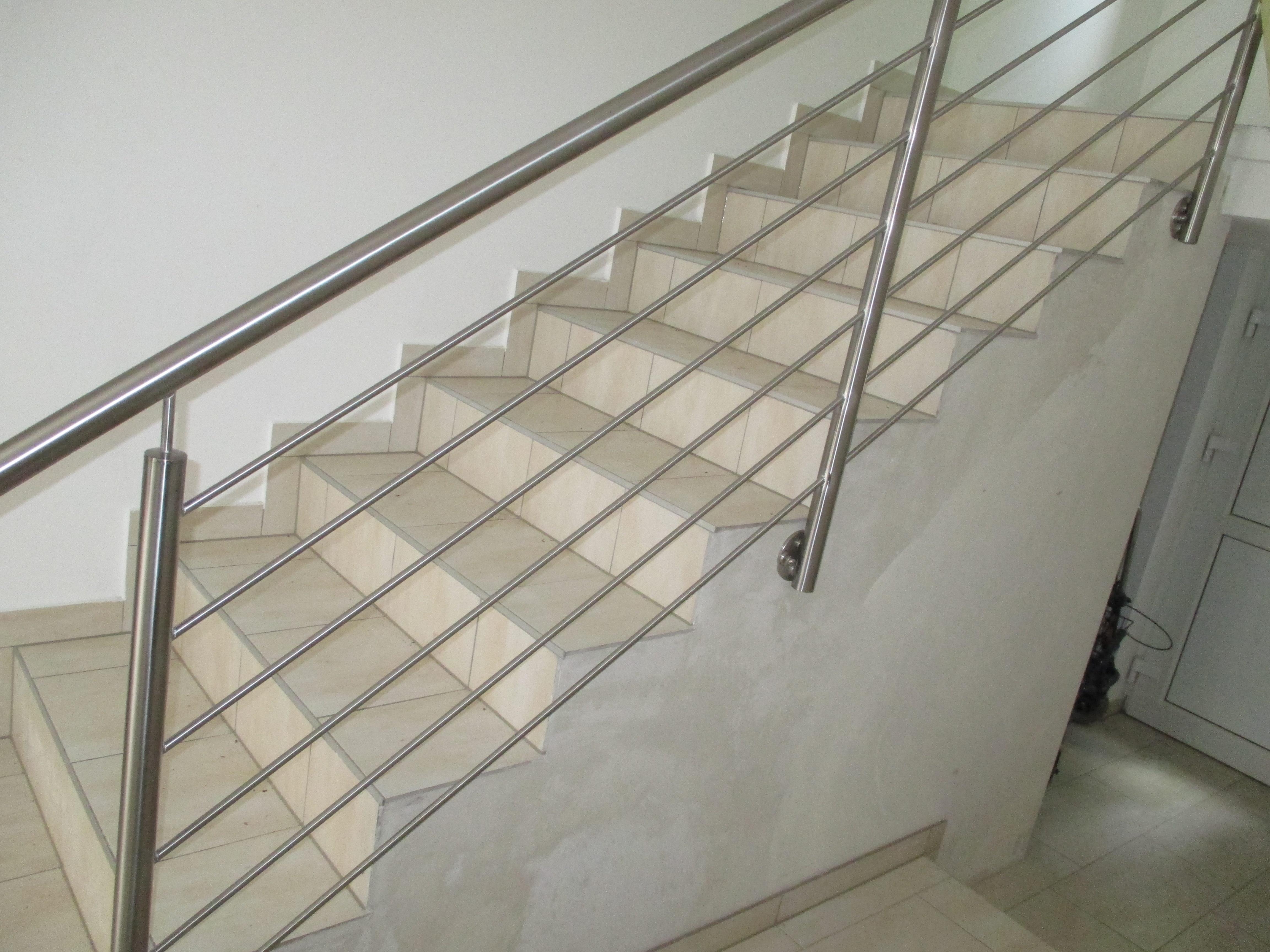 Gelander Handlauf Aus Edelstahl Oder Glas Treppengelander